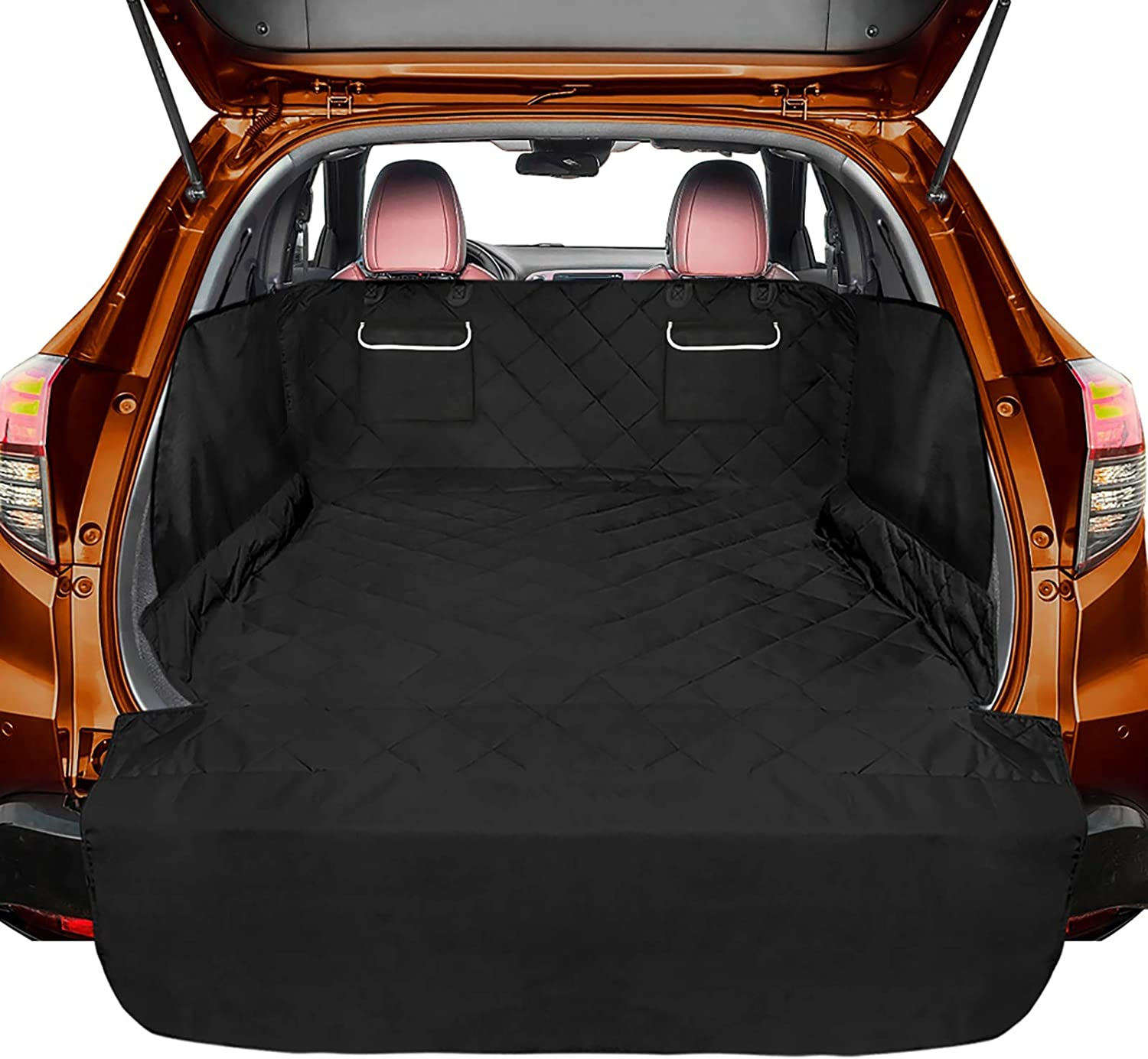 Car boot liner cover suitable for 3 door vehicle protective cover for bumper