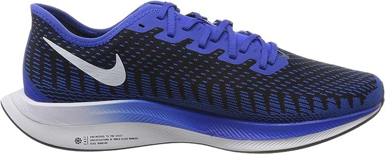 Nike Zoom Pegasus Turbo 2, Zapatillas de Running para Hombre, Azul (Racer Blue/White/Black 400), 42 EU: Amazon.es: Zapatos y complementos