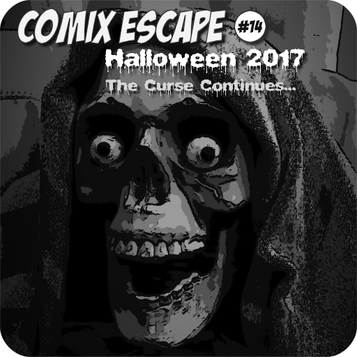 Comix Escape: Halloween 2017 -