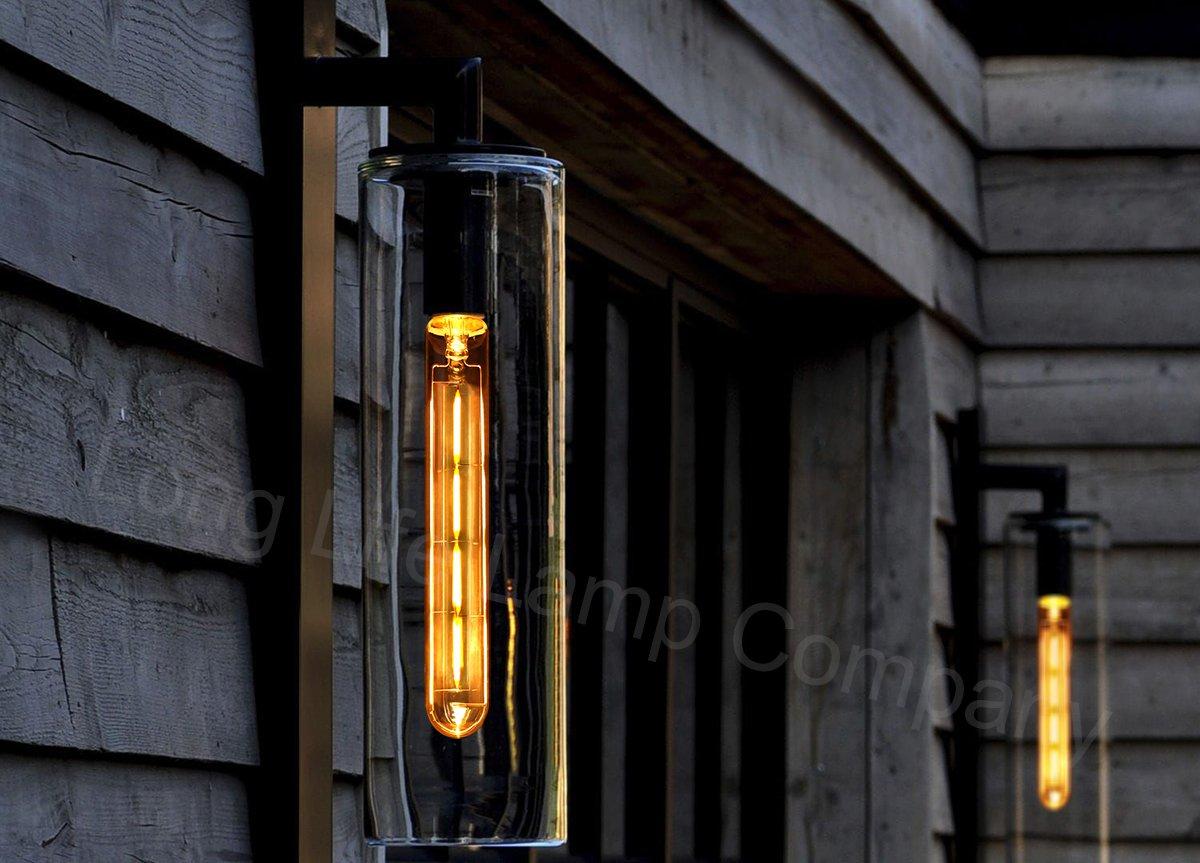 Vintage Led 4w Edison Style Filament Test Tube Light Bulb
