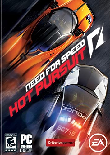 Amazon Com Need For Speed Hot Pursuit Pc Video Games