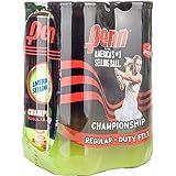 Clay Court Tennis Balls - Penn Championship Regular Duty Tennis Balls - 4 Pack (4 Cans, 12 Balls Total)