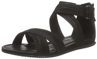 e238686d Ecco Footwear Womens Women's Touch Ankle Strap Sandal Gladiator Sandal