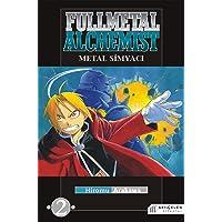 Fullmetal Alchemist Metal Simyacı Cilt 2