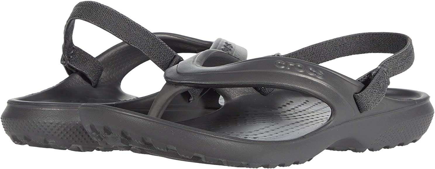 Crocs Kids' Classic Flip Flop | Slip