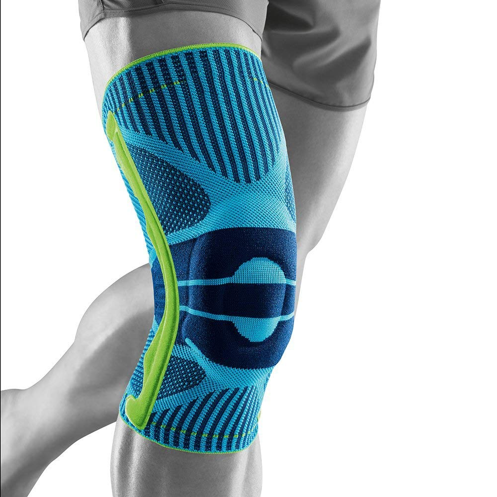 TY BEI Kneepad Kneepad - Sports Knee Support - Breathable Compression Knee Brace for Athletes - Medical Grade Compression - Lightweight, Moisture Wicking, Breathable and Washable Knit Fabric @@ by TY BEI (Image #3)