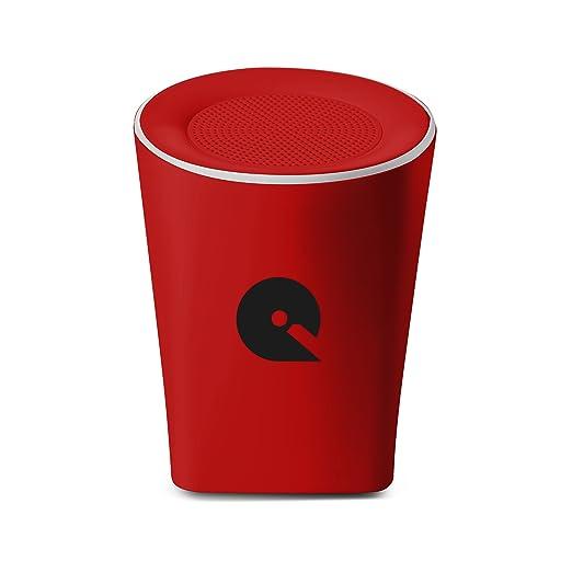 """21 opinioni per iQualTech Altoparlante """"Demitasse"""" Wireless e Bluetooth con Microfono Integrato"""