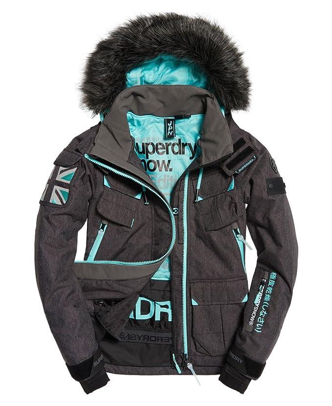 comprando ahora elige genuino minorista online Superdry - Ultimate Snow Service - Chaqueta de esquí para ...
