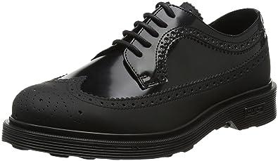 Cult Ozzy Cle102714, Zapatos de Cordones Oxford para Hombre, Nero (Black Black), 44 EU
