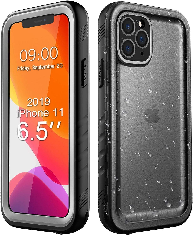 Cozycase Funda Impermeable para iPhone 11 Pro MAX (6,5