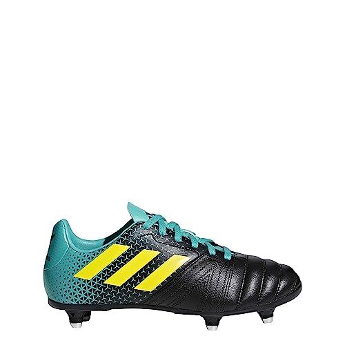 adidas All Blacks Junior (SG), Chaussures de Rugby Mixte