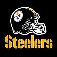 Creative Converting a 44 unidades Pittsburgh Steelers servilletas de almuerzo