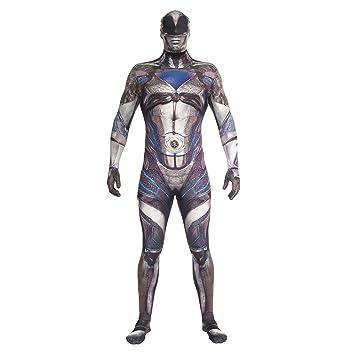 Morphsuits Disfraz de mlprmdbkm 150 - 162 cm oficial negro Deluxe ...