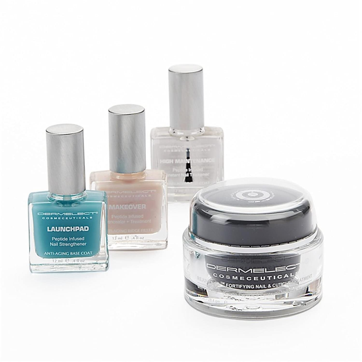 Amazon.com : Dermelect Cosmeceuticals Nail Recovery System, 2.2 ...