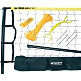 Park & Sun Sports Tournament 179: Portable Outdoor Volleyball Net System