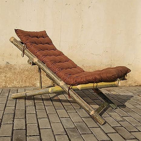 RKY Sillas plegables- Silla de bambú silla plegable silla de ...