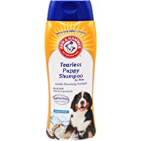 Arm & Hammer Tearless Puppy Shampoo in Coconut Water, Best Tearless Shampoo for All Dogs and Puppies