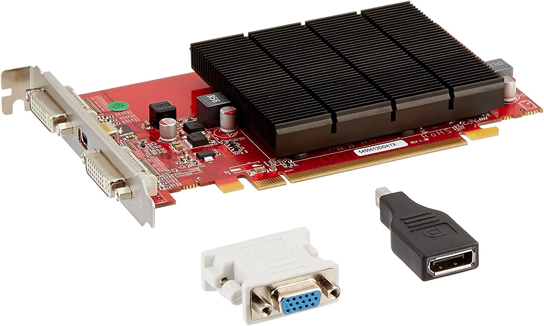 VisionTek Radeon 5450 512MB DDR3 3M (2x DVI-I, miniDP) - 900530