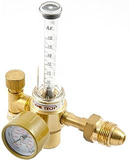 welding gas flow meter. forney 85364 mig gas flow meter and regulator, mig/tig welders welding r