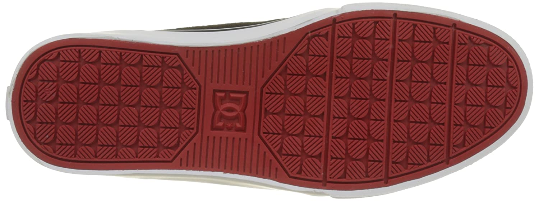 DC Unisex-Erwachsene TONIK Unisex-Erwachsene DC Sneakers Schwarz (schwarz/ROT/Weiß Xkrw) 7bda08