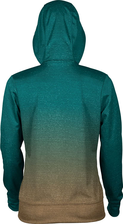 Gradient Coastal Carolina University Girls Pullover Hoodie School Spirit Sweatshirt