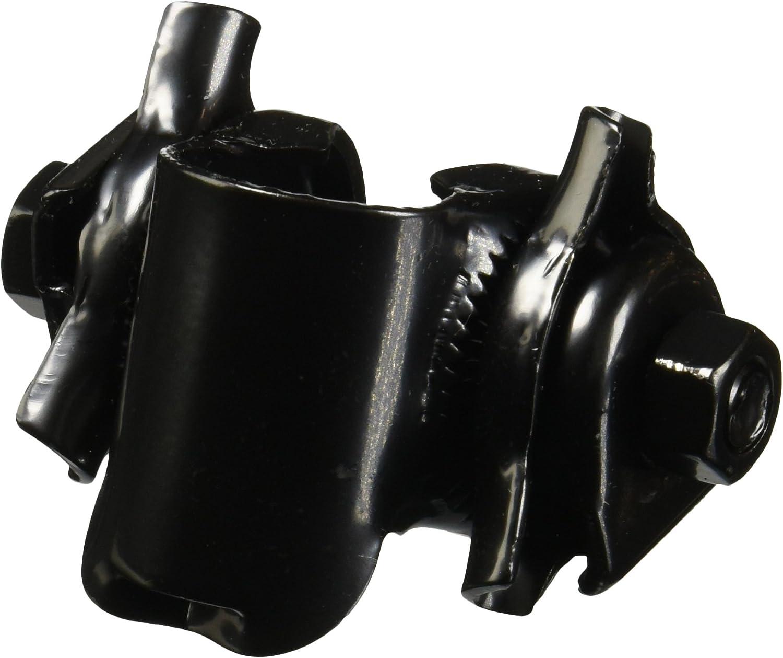 "Action Saddle Clamp Standard Single Rail 7/8"" Black"