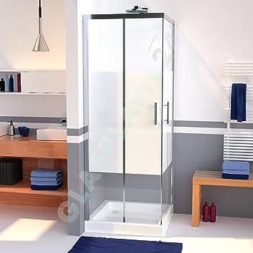 durashower ducha cabina de Nano Cristal de Seguridad en 800 x 800 ...