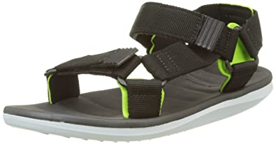 8111049618bc Rider Men s Rx Sandal Ad Ff 0 Black Size  7 UK