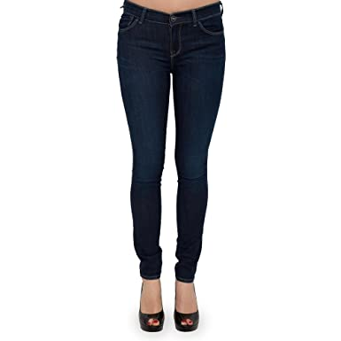 6b2662ecac9 Image Unavailable. Image not available for. Colour  Armani Jeans Womens J23  Jean