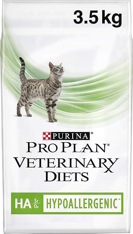 Purina Pro Plan Vet Feline Ha Pienso Hipoalergénico para Gatos ...