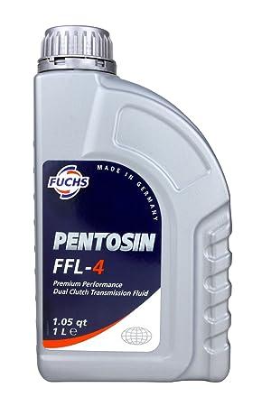 Pentosin ffl-4 doble embrague líquido de transmisión: Amazon.es: Coche y moto