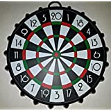 Magnetic Bottlecap Darts Game