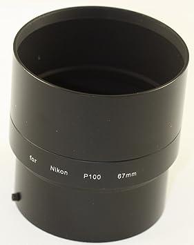 Review Nikon Coolpix L120 Lens