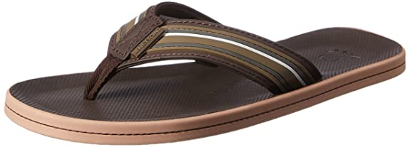 United Colors of Benetton Men's Flip-Flops and House Slippers Men's Flip-Flops & Slippers at amazon