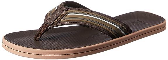 United Colors of Benetton Men's Flip-Flops and House Slippers Men's Flip-Flops & Slippers at amazon