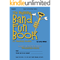 The Beginning Band Fun Book (Trumpet): for Elementary Students book cover