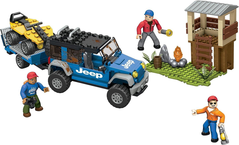 Mega Bloks Jeep Forest Expedition Mega Brands America Inc Montreal ...