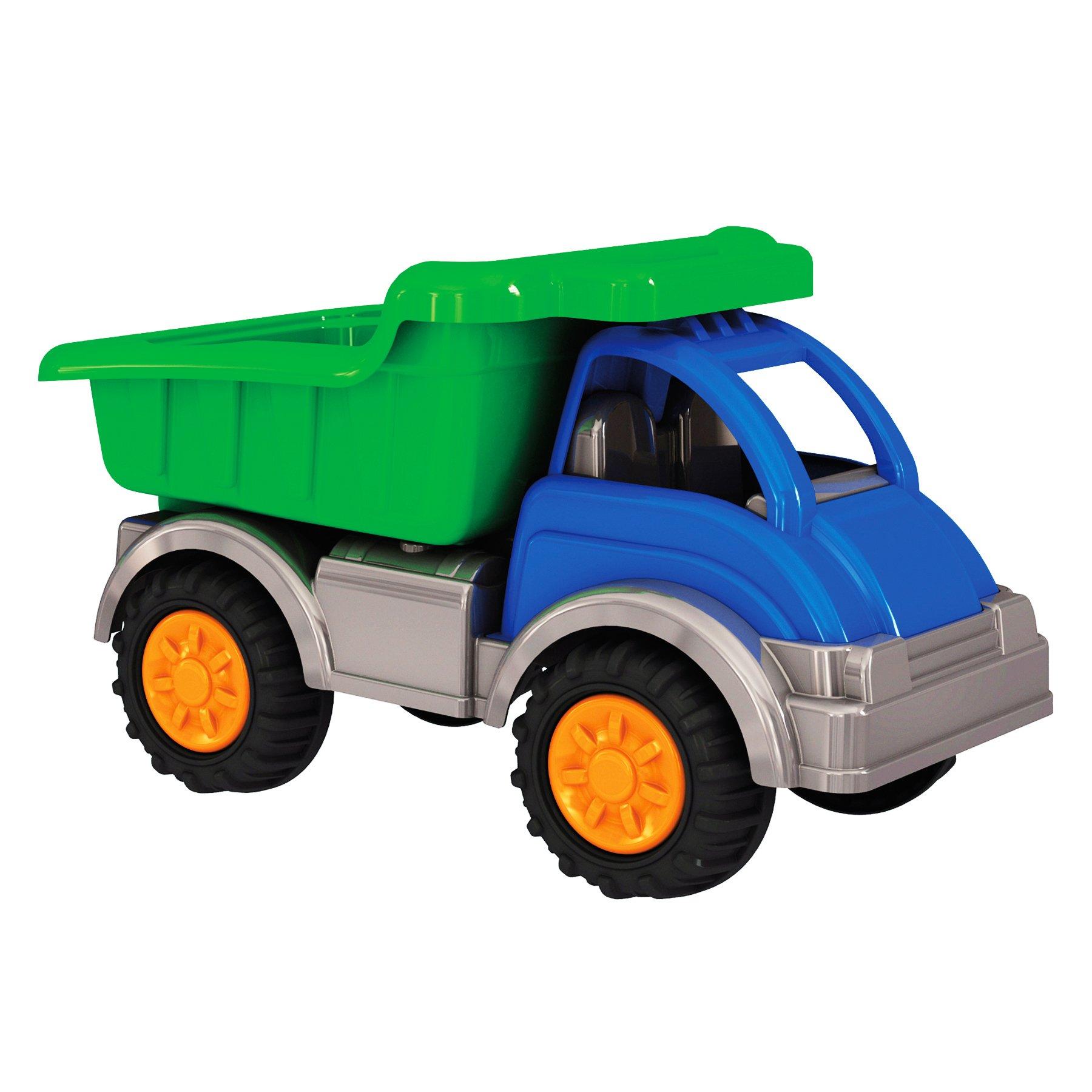 Big Dump Trucks >> Gigantic Big Dump Truck Vehicle Large Children Toddler Toy 24 New