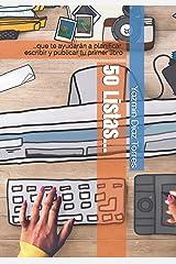 50 LISTAS...: que te ayudarán a planificar, escribir y publicar (Spanish Edition) Paperback