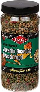 Small Animal Supplies Juvenile Bearded Dragon Food 12Oz