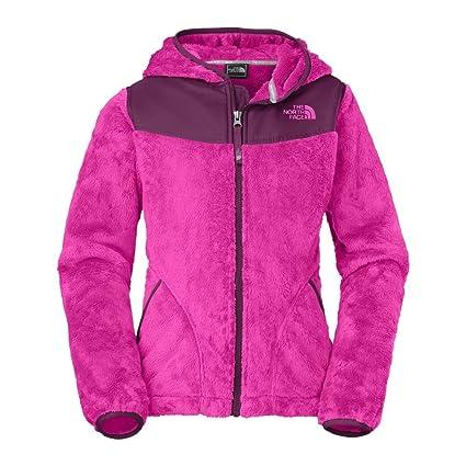 90198c2acc2c Amazon.com   The North Face Oso Hoodie Girl s Azalea Pink Parlour Purple    Sports   Outdoors
