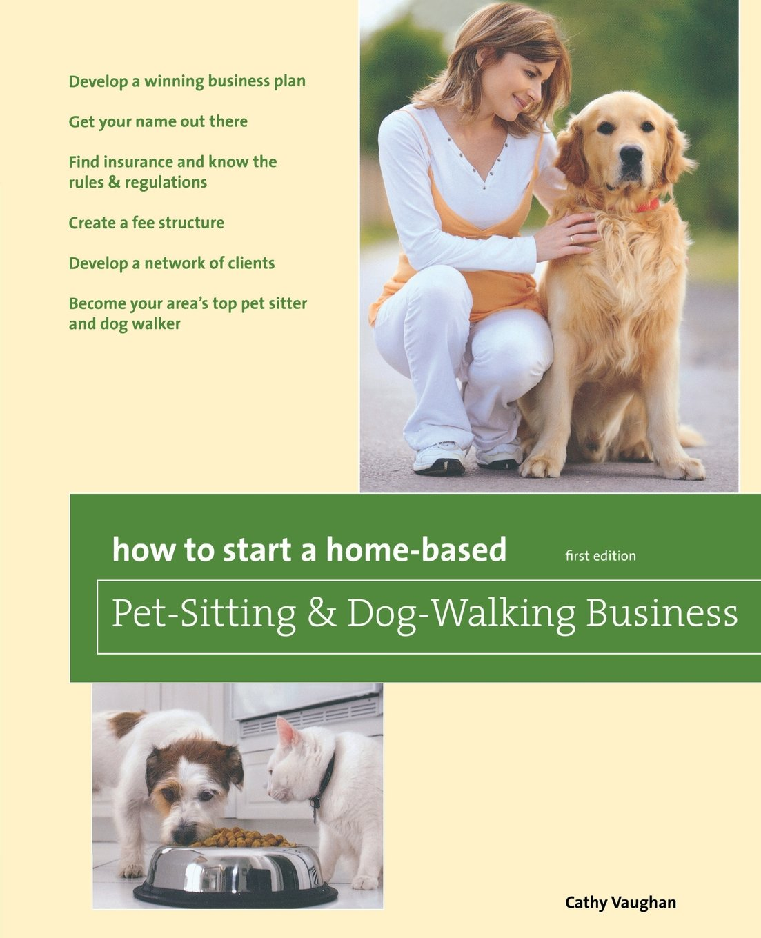 photo How to Start a Pet Sitting Business