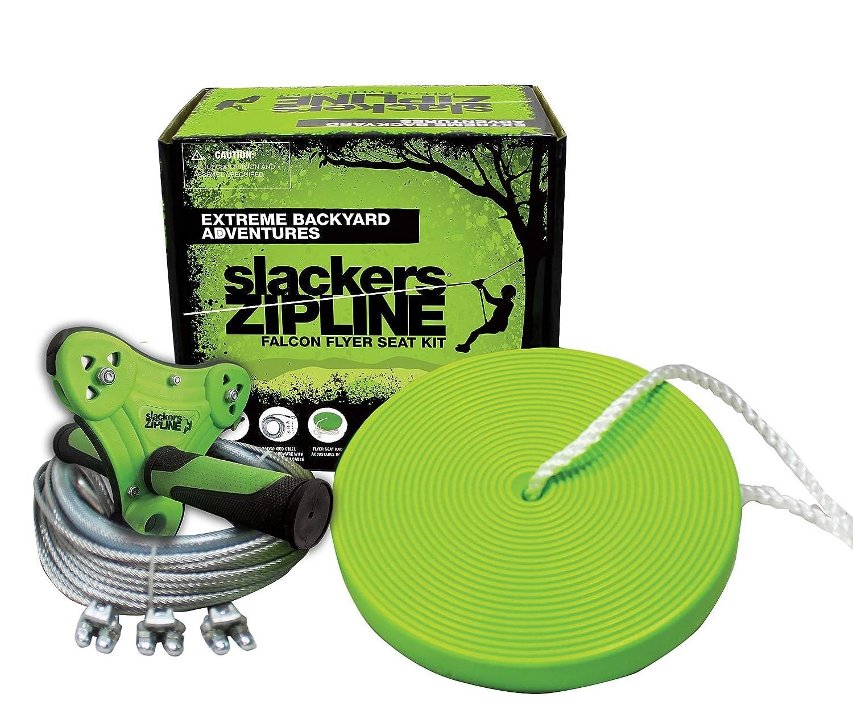 Slackers 40' Zipline Falcon Kit