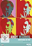 Andy Warhol - Godfather of Pop [Alemania] [DVD]
