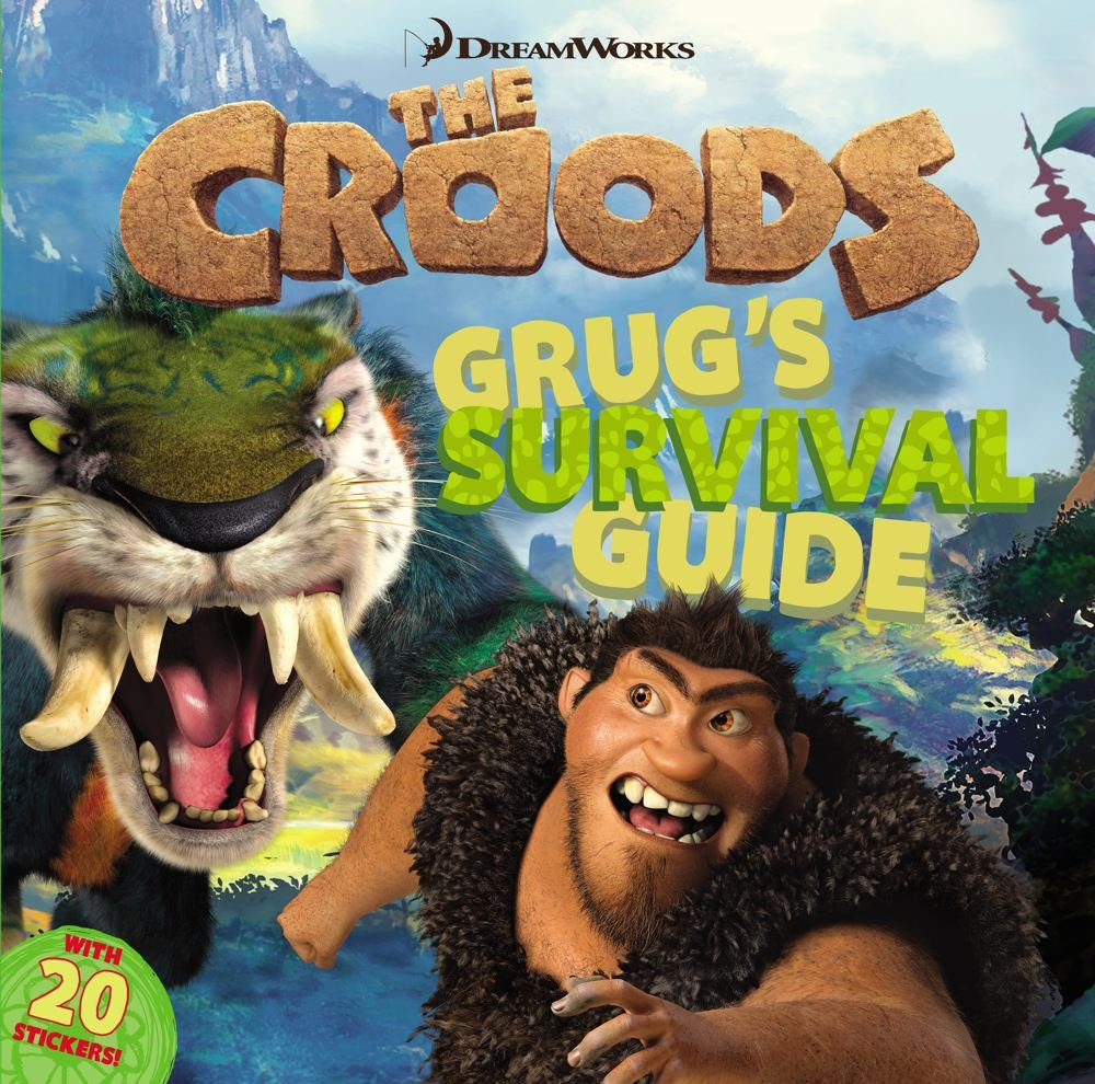 Download Grug's Survival Guide (The Croods Movie) PDF