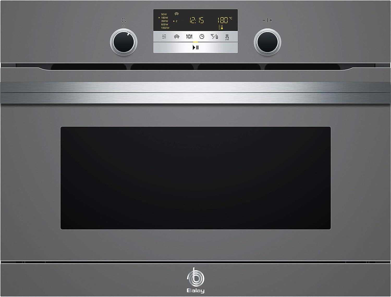 Horno Balay 3CH5656A0 compacto con microondas y vapor: 727.25 ...