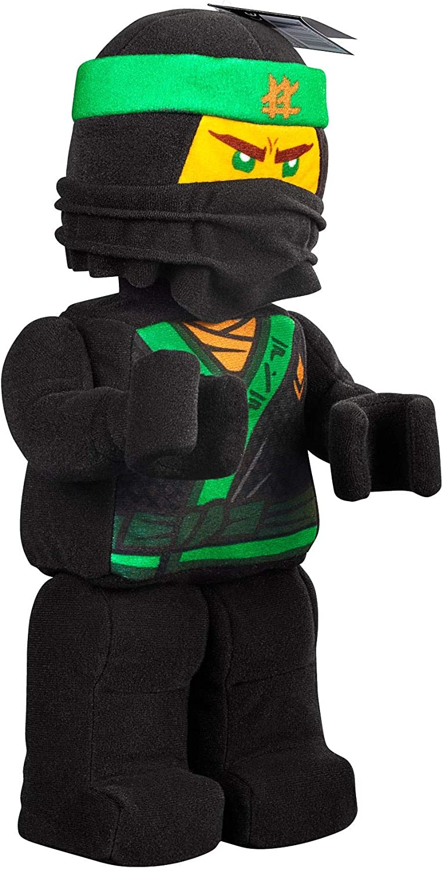 853764 13 Inches Plush Ninjago Movie Minifigure Lloyd