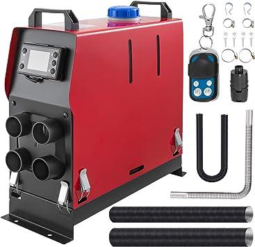 Vevor 12v Diesel Lufterhitzer 5kw Standheizung Diesel Luft Dieselheizung Air Diesel Heizung Air Standheizung Air Diesel Lcd Heizung Luftheizung Standheizung Lkw Auto