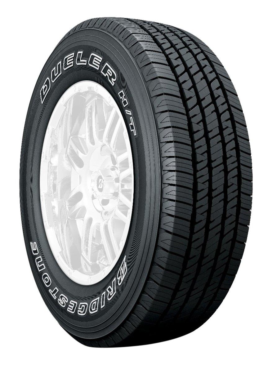 Bridgestone Dueler H/T 685 Commercial Truck Tire - LT235/80R17 120R
