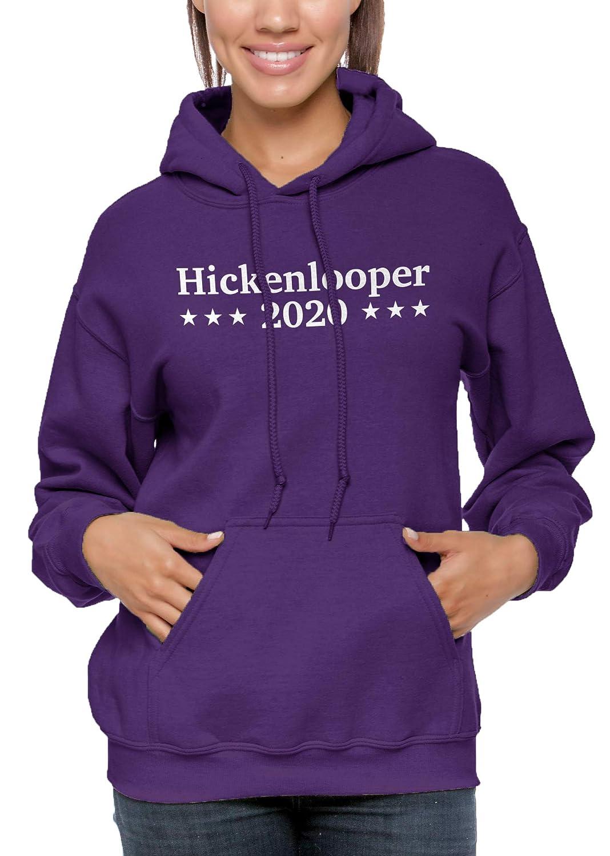 SpiritForged Apparel John Hickenlooper 2020 Presidential Candidate Unisex Hooded Sweatshirt